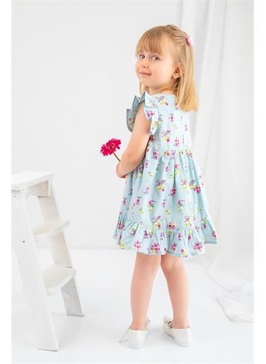 Mininio Elbise Renkli